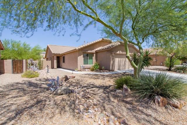 11422 W Smooth Pumice Street, Marana, AZ 85658 (#22019588) :: Realty Executives Tucson Elite