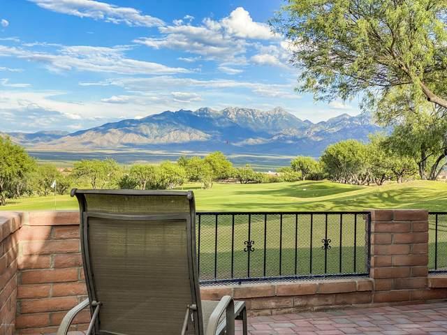 3963 S Via Del Picamaderos, Green Valley, AZ 85622 (#22019590) :: Realty Executives Tucson Elite