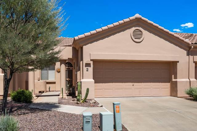 13401 N Rancho Vistoso Boulevard #2, Oro Valley, AZ 85755 (#22019591) :: Realty Executives Tucson Elite