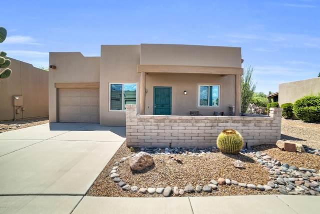 3708 S Paseo De Los Nardos, Green Valley, AZ 85614 (#22019593) :: Realty Executives Tucson Elite