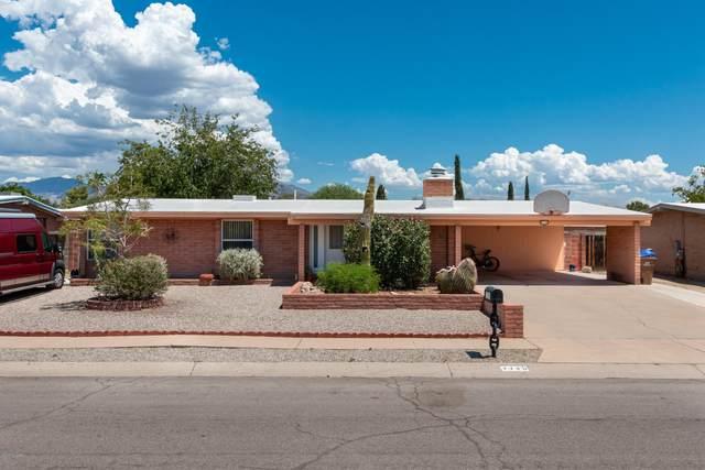 7720 N Hopdown Avenue, Tucson, AZ 85741 (#22019597) :: Long Realty Company