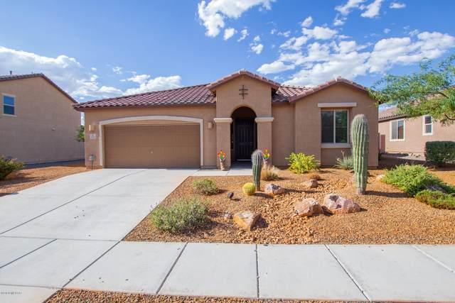 4332 W Beehive Peak Court, Tucson, AZ 85746 (#22019599) :: Keller Williams