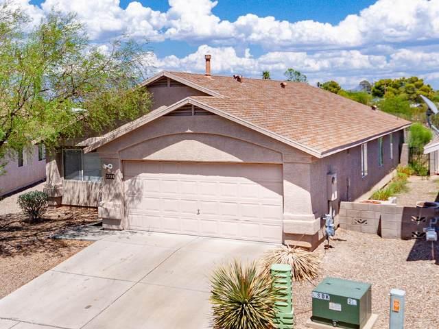 2391 S Saint Pablo Drive, Tucson, AZ 85713 (#22019609) :: Long Realty - The Vallee Gold Team
