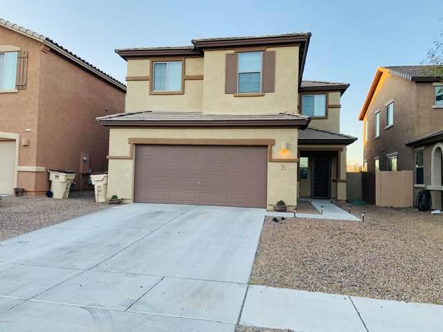 652 W Calle Capotasto, Sahuarita, AZ 85629 (#22019611) :: Realty Executives Tucson Elite