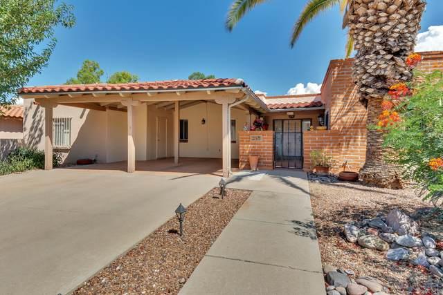 248 E Paseo Churea, Green Valley, AZ 85614 (#22019612) :: Realty Executives Tucson Elite