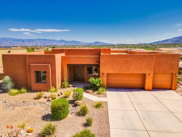 5623 S Creosote Ridge Way, Tucson, AZ 85747 (#22019618) :: Long Realty Company