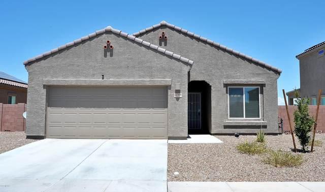12308 W Fianchetto Drive, Marana, AZ 85653 (#22019623) :: Long Realty - The Vallee Gold Team