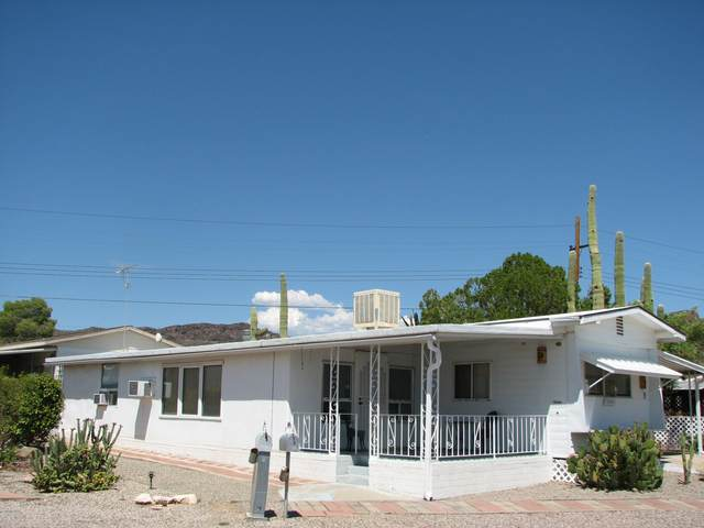 5810 W Bar X Street, Tucson, AZ 85713 (#22019655) :: Long Realty - The Vallee Gold Team