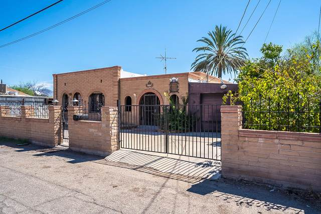 Address Not Published, Tucson, AZ 85701 (#22019659) :: Long Realty - The Vallee Gold Team