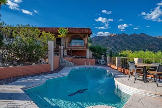 4211 E Skyline Drive, Tucson, AZ 85718 (#22019662) :: Long Realty Company