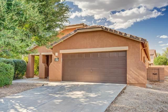 12506 N Cottonseed Lane, Marana, AZ 85653 (#22019663) :: Long Realty - The Vallee Gold Team