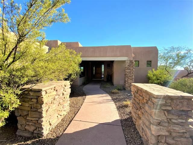 14206 N Gallery Place, Marana, AZ 85658 (#22019669) :: Long Realty Company