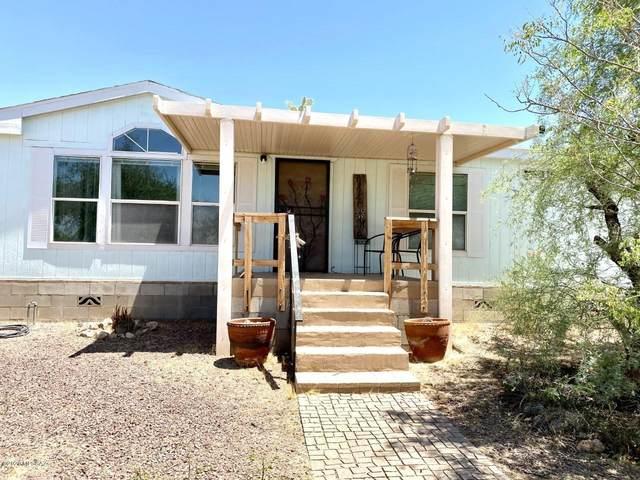 6596 N Sanders Road, Tucson, AZ 85743 (#22019675) :: Long Realty - The Vallee Gold Team
