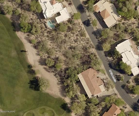 6191 N Via Acacia #10, Tucson, AZ 85718 (#22019677) :: Long Realty Company