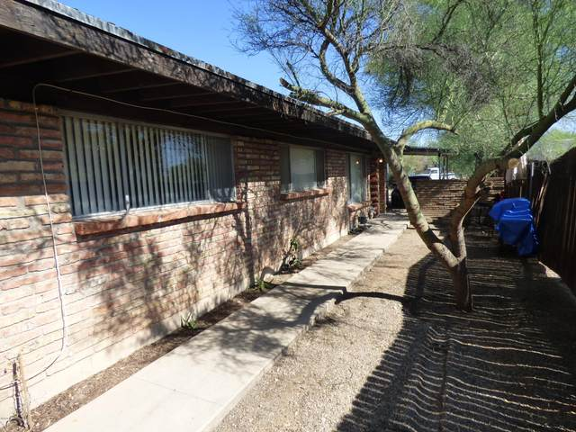 1821 1823 E Miles Street, Tucson, AZ 85719 (#22019683) :: Keller Williams
