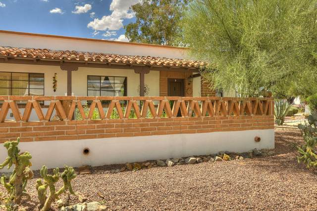 436 S Paseo Aguila, Green Valley, AZ 85614 (#22019688) :: Long Realty - The Vallee Gold Team