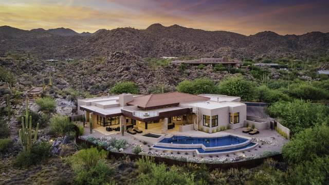 14531 N Rocky Highlands Drive, Oro Valley, AZ 85755 (#22019706) :: Long Realty - The Vallee Gold Team