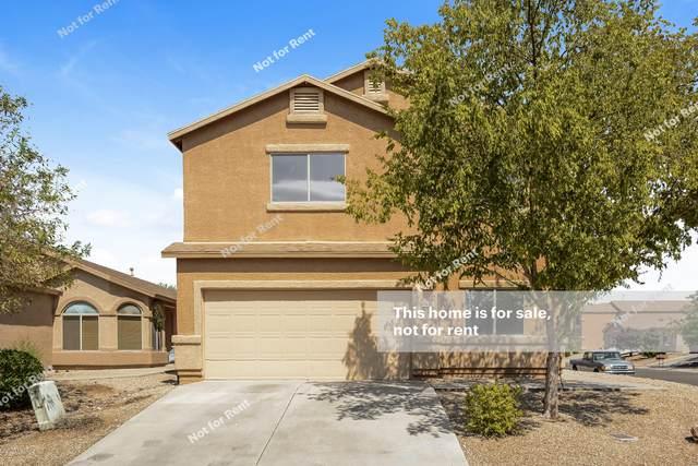 7871 S Baja Stone Avenue, Tucson, AZ 85756 (#22019719) :: Gateway Partners