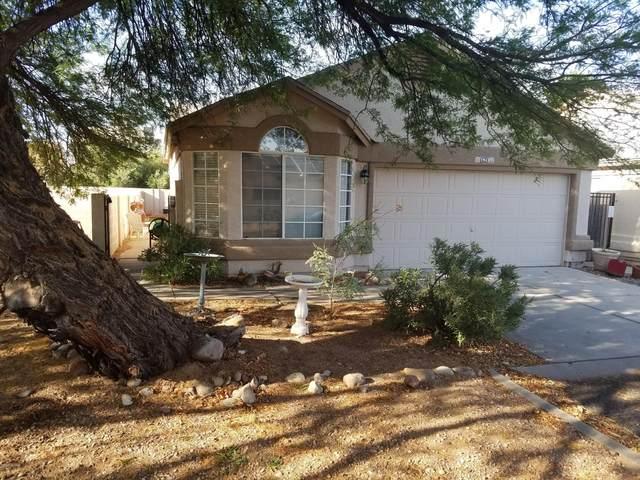 2947 W Agena Drive, Tucson, AZ 85742 (#22019731) :: Kino Abrams brokered by Tierra Antigua Realty