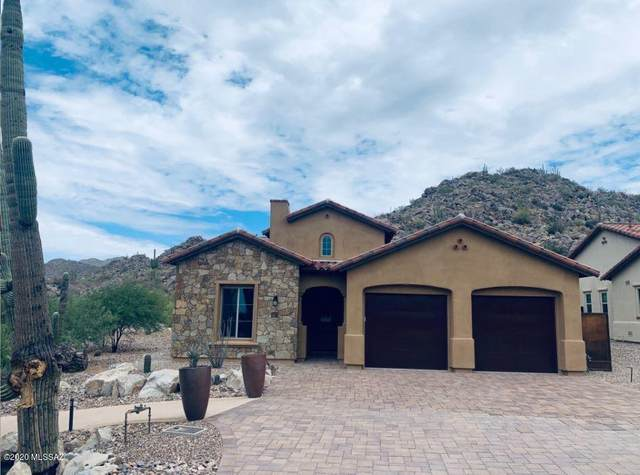 14411 N Mickelson Canyon Court, Oro Valley, AZ 85755 (#22019732) :: Gateway Partners