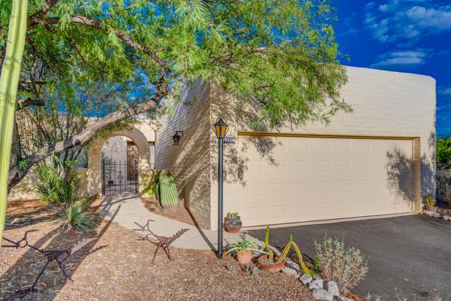 5330 N Camino De La Culebra, Tucson, AZ 85750 (#22019736) :: Long Realty - The Vallee Gold Team