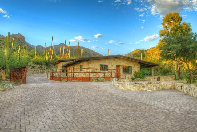 6550 N Rattlesnake Canyon Road, Tucson, AZ 85750 (#22019760) :: Long Realty - The Vallee Gold Team