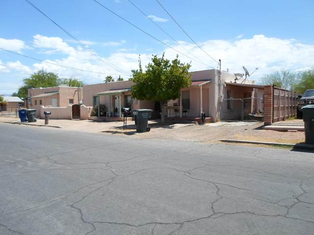 4107 S 4th Avenue, Tucson, AZ 85714 (#22019796) :: Long Realty - The Vallee Gold Team