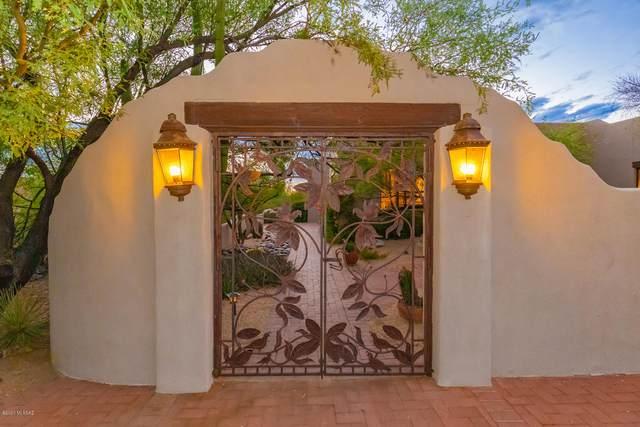 7281 N Avenida De Lisa, Tucson, AZ 85704 (#22019810) :: Tucson Property Executives