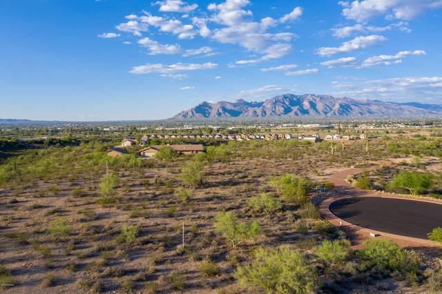 2770 W Black Cloud Court W #6, Tucson, AZ 85745 (#22019811) :: Luxury Group - Realty Executives Arizona Properties