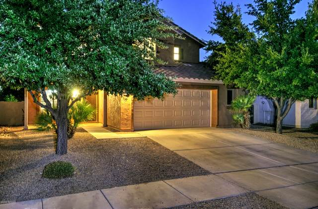 522 W Camino Curvitas, Sahuarita, AZ 85629 (#22019813) :: Long Realty - The Vallee Gold Team