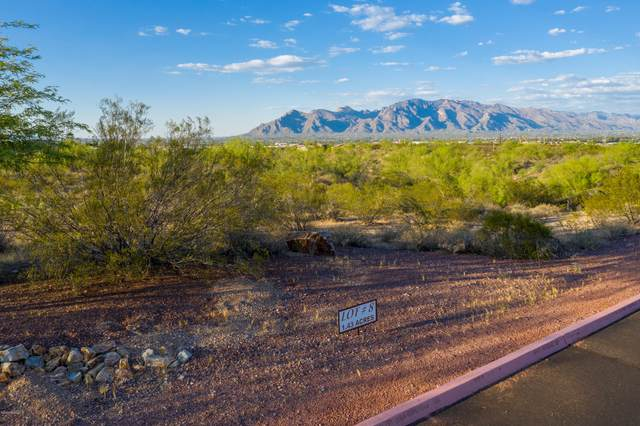2810 W Black Cloud Court W #8, Tucson, AZ 85745 (#22019817) :: Long Realty - The Vallee Gold Team