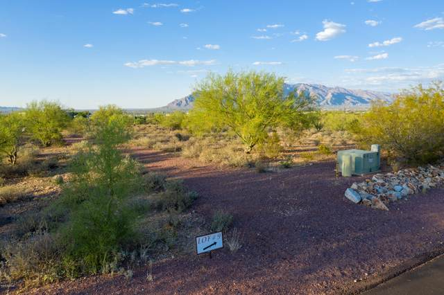 2830 W Black Cloud Court W #9, Tucson, AZ 85745 (#22019818) :: Long Realty - The Vallee Gold Team