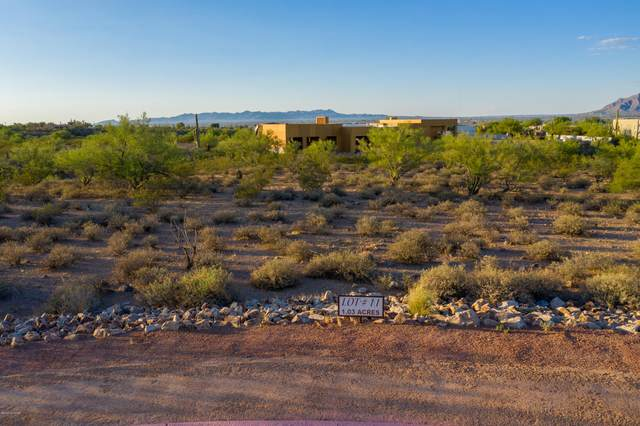 2870 W Black Cloud Court W #11, Tucson, AZ 85745 (#22019822) :: Long Realty - The Vallee Gold Team
