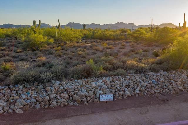 2829 W Black Cloud Court W #14, Tucson, AZ 85745 (#22019828) :: Luxury Group - Realty Executives Arizona Properties
