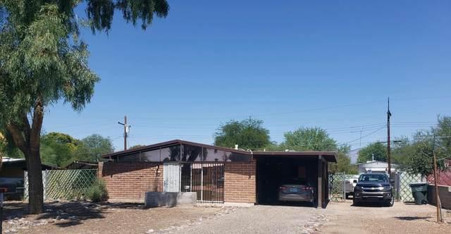 8125 E Hayne Street, Tucson, AZ 85710 (#22019832) :: Long Realty - The Vallee Gold Team
