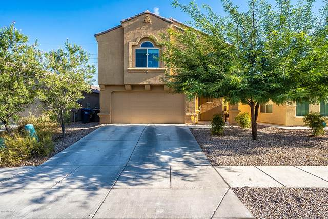 6480 S Vanishing Pointe Way, Tucson, AZ 85746 (#22019834) :: Long Realty - The Vallee Gold Team