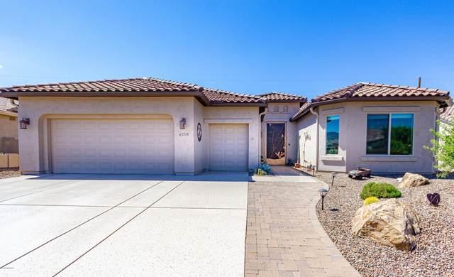 62715 E Border Rock Road, Tucson, AZ 85739 (#22019843) :: Long Realty Company