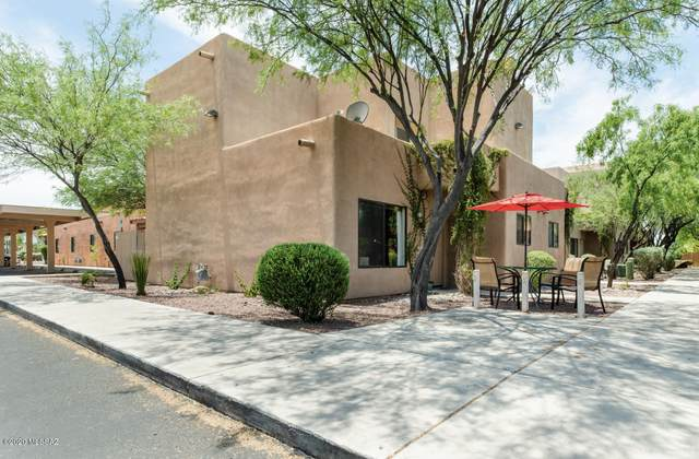 3755 E Flower Street #14, Tucson, AZ 85716 (#22019861) :: Long Realty - The Vallee Gold Team