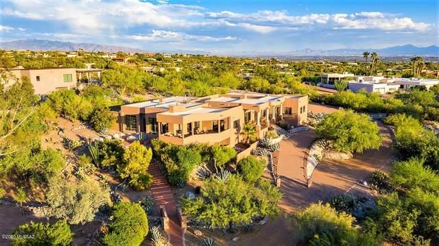 5252 E Gleneagles Drive, Tucson, AZ 85718 (#22019878) :: Long Realty - The Vallee Gold Team