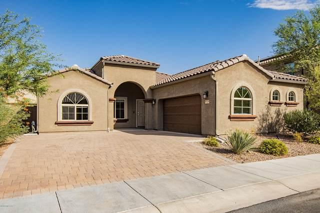 8710 W Epworth Road, Marana, AZ 85653 (#22019892) :: Gateway Partners