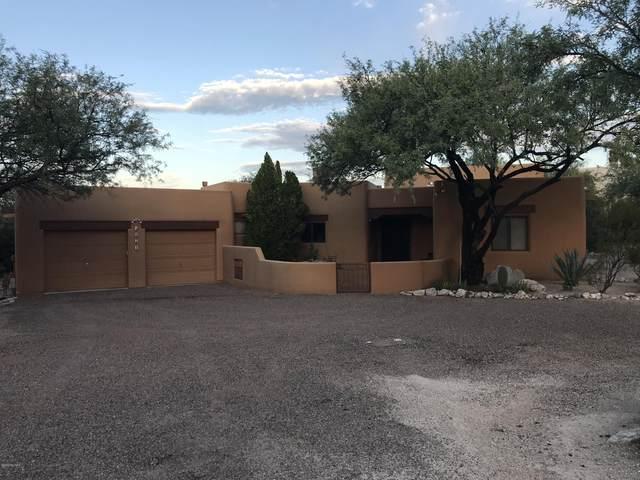 5721 N Moccasin Trail, Tucson, AZ 85750 (#22019915) :: The Josh Berkley Team