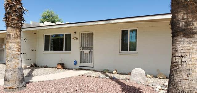 432 N Silverbell Road, Tucson, AZ 85745 (#22019917) :: AZ Power Team | RE/MAX Results