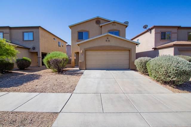 1960 E Vera Cruz Vista, Tucson, AZ 85713 (#22019920) :: Gateway Partners