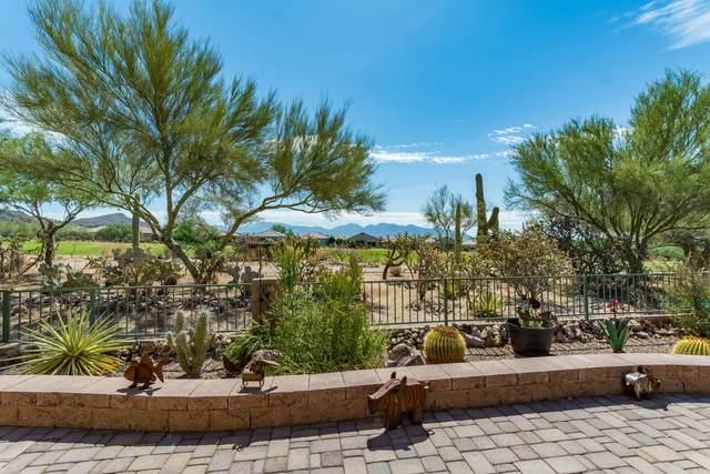 5376 W Winding Desert Drive, Marana, AZ 85658 (#22019933) :: Long Realty Company