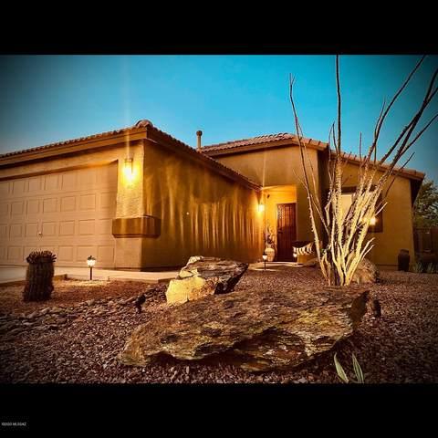 2862 W Simplicity Drive, Tucson, AZ 85741 (#22019940) :: Tucson Property Executives