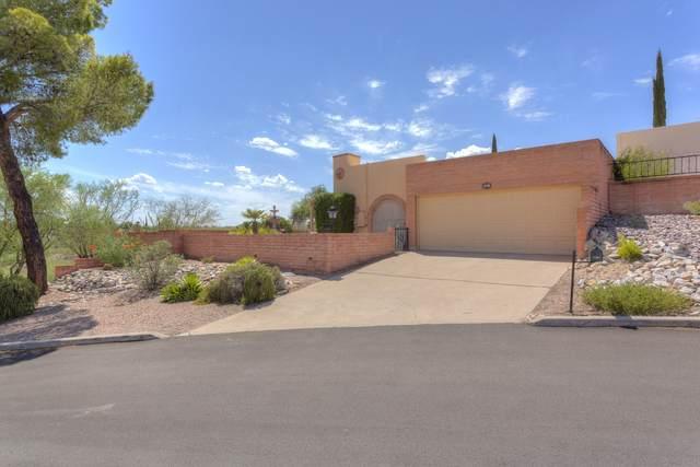 2810 S Camino Iturbide, Green Valley, AZ 85622 (#22019942) :: Gateway Partners