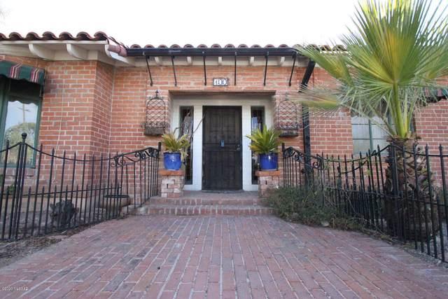 100 S Avenida De Palmas, Tucson, AZ 85716 (#22019946) :: Gateway Partners