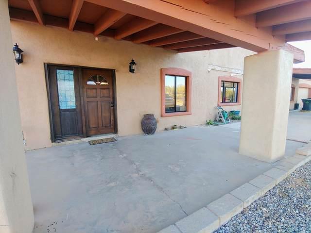 10945 N Oldfather Drive, Tucson, AZ 85742 (#22019947) :: Long Realty Company