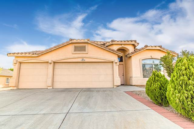 10739 S Van Trap Spring Drive, Vail, AZ 85641 (#22019948) :: Gateway Partners