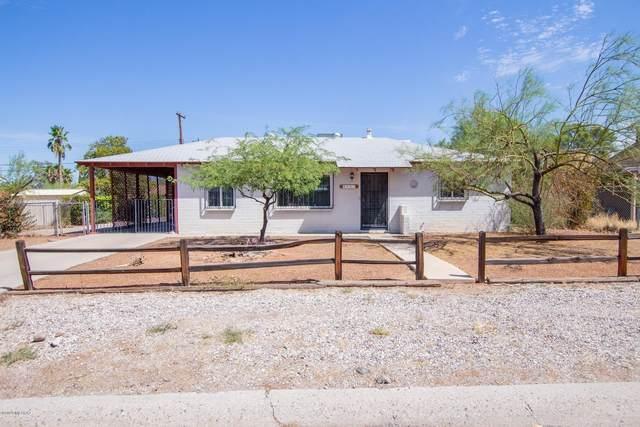 6251 E 27Th Street, Tucson, AZ 85711 (#22019951) :: Long Realty - The Vallee Gold Team
